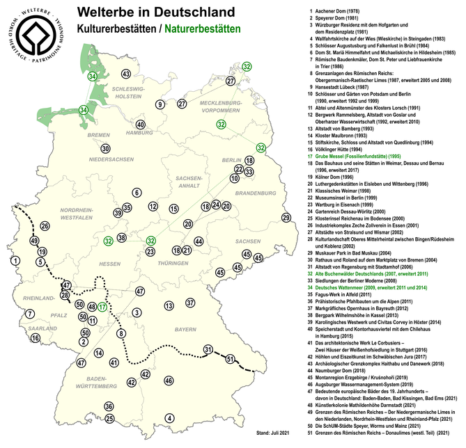 Datei:Deutschland UNESCO Welterbestätten.png