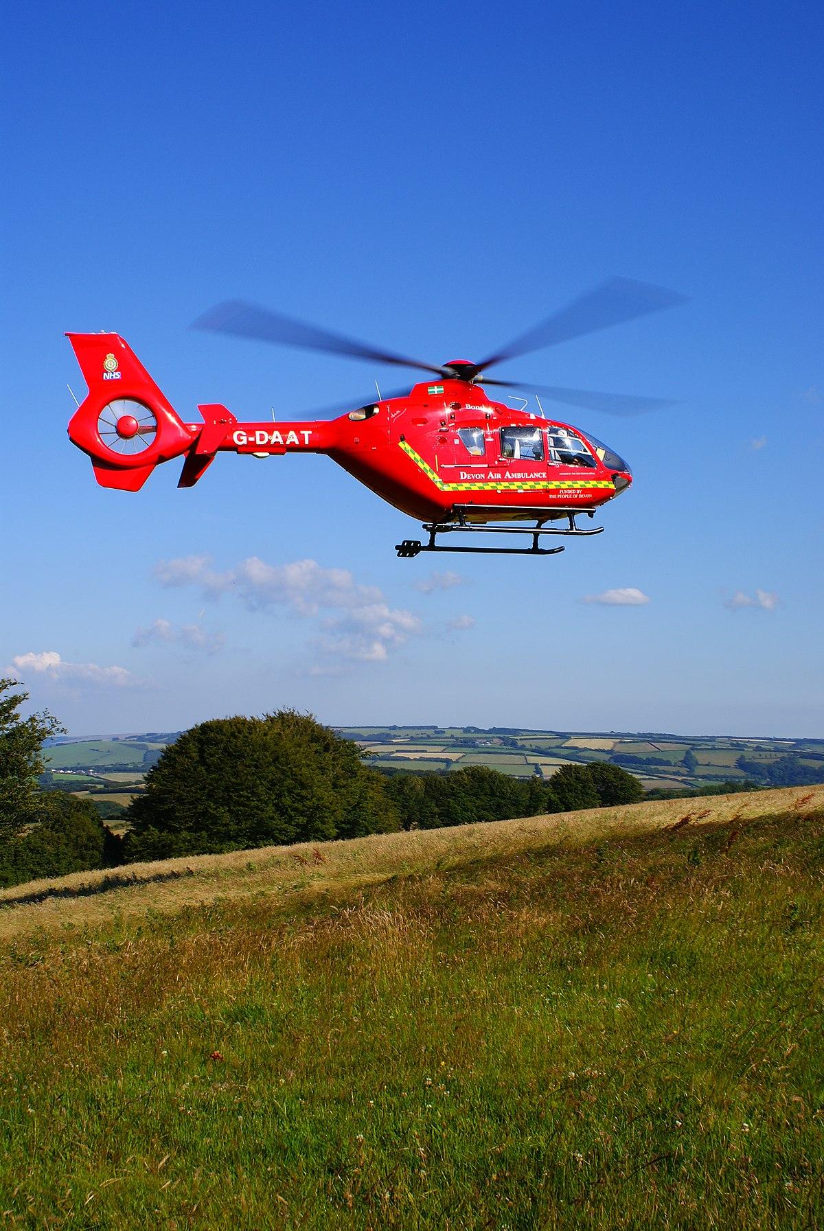 Devon air ambulance wikipedia for The devon