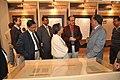 Dignitaries Visit Acharya Prafulla Chandra Ray Life And Science Of A Legend Exhibition - BITM - Kolkata 2011-01-17 0223.JPG