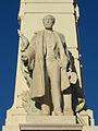Dijon place de la Republique statue Sadi Carnot 03.jpg