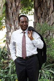 Dioncounda Traore photo officielle de campagne 3 Mali 2012