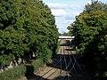 District Line and North London Railway Tracks - geograph.org.uk - 999354.jpg