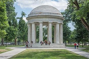 哥伦比亚特区战争纪念碑