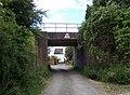 Disused Railway Bridge, Fairfield Lane, Penkridge - geograph.org.uk - 859619.jpg