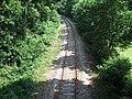 Disused railway line seen from Summer Lane bridge - geograph.org.uk - 1371697.jpg