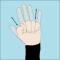 Dive hand signal Cramps.png