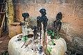 Divinité Vodoun d'Abomey (Benin).jpg