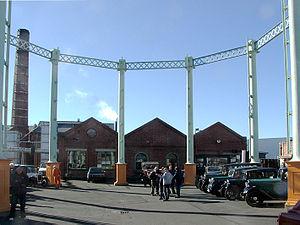 Dunedin Gasworks Museum - Dunedin Gasworks Museum
