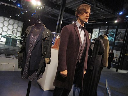 Doctor Who Experience in Cardiff. The programme's broad appeal attracts audiences of children and families as well as science fiction fans. Doctor Who Experience (13080763345).jpg