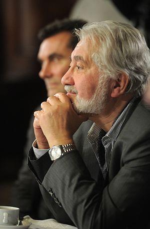 Lev Dodin - Image: Dodin L A, November 2011