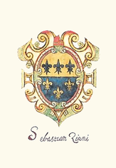 Coat of arms of Sebastiano Ziani