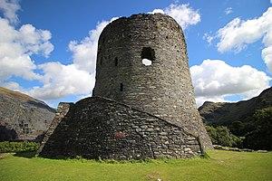 Dolbadarn Castle - Image: Dolbadarn Castle 2