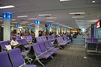 Hat Yai International Airport - Hat Yai International Airport Domestic Terminal
