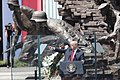 Donald Trump in Poland Warsaw Uprising Monument.jpg