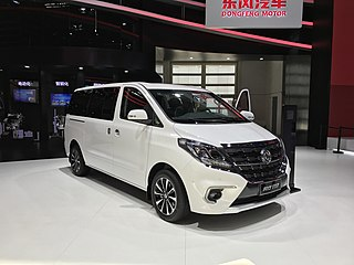 Dongfeng Fengxing CM7 Motor vehicle