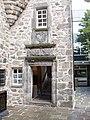 Doorway of Provost Skene's House - geograph.org.uk - 560176.jpg