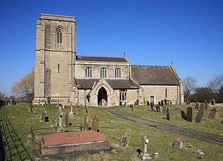 Dorrington, Lincolnshire village and civil parish in the United Kingdom