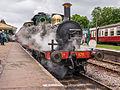 Double header, departing Horstead Keynes (9131841046).jpg
