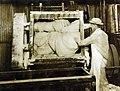 Dough mixing machine, Is-sur-Tille (Cote d'Or), France, 1919 (33052889026).jpg