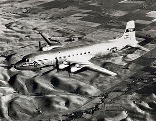1955 Hawaii R6D-1 crash