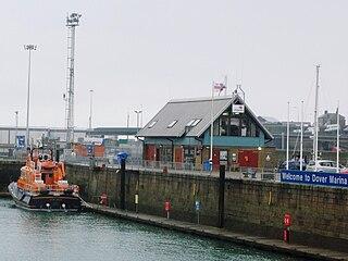 Dover Lifeboat Station