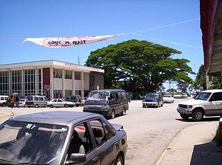 Place in Tongatapu, Tonga