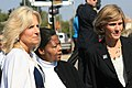 Dr. Jill Biden and Liz Berry Gips Visit Hector Pieterson Museum (4693316149).jpg