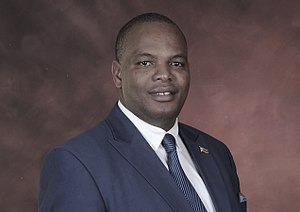Pride Chigwedere - Image: Dr Pride Chigwedere