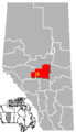 Drayton Valley, Alberta Location.png