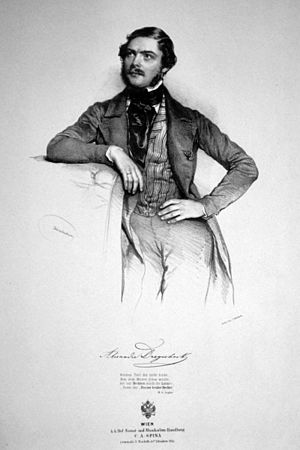 Alexander Dreyschock - Alexander Dreyschock was famous for playing the left-hand arpeggios of Chopin's Revolutionary Étude in octaves, at every concert.