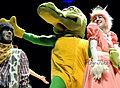Drilo el cocodrilo y Ary Tikky la princesa de los niños.JPG
