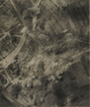 Drnholec Soviet bombing raid 7 May 1945.png