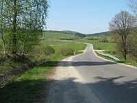 Droga wojewódzka 992 w Grabiu.jpg