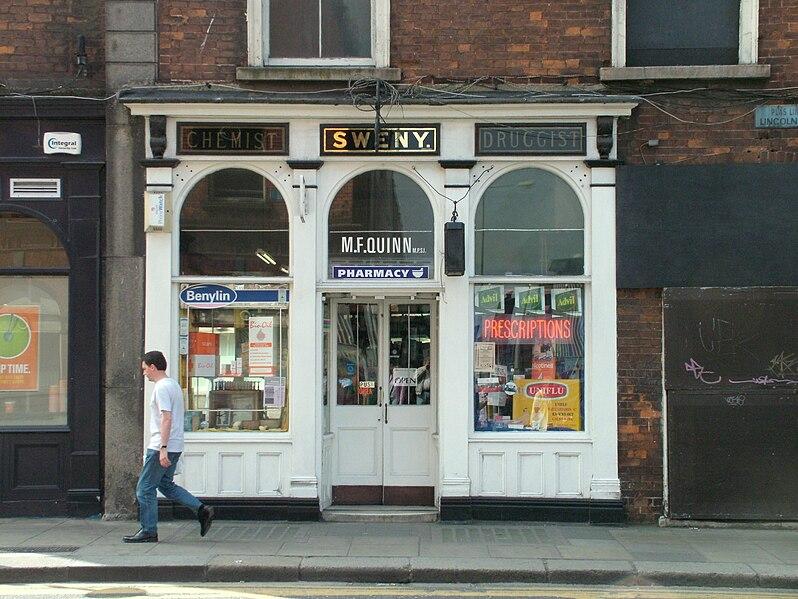 Sweny's. From 28 Best Bookshops in Dublin