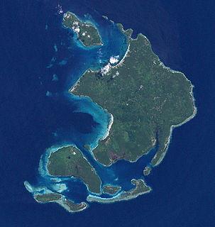 Duke of York Islands island