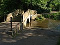 Dummer's Bridge and ford, Lacock - geograph.org.uk - 1346221.jpg