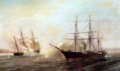 Durand-Brager- Battle of the USS Kearsarge and the CSS Alabama 1864.png