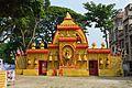 Durga Puja Pandal - Biswamilani Club - Padmapukur Water Treatment Plant Road - Howrah 2015-10-20 6026.JPG