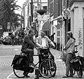 Dutch people speaking on the street.jpg