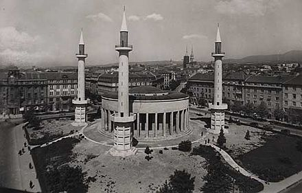 Image result for ismet muftić đamija