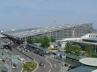 Stuttgart Airport - Terminals 1 to 3