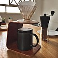 E hoje foi dia de tomar café da manhã e conhecer de perto o trabalho do arquiteto (30181579261).jpg