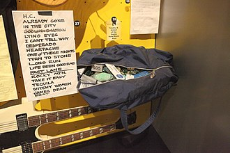 Timothy B. Schmit - Timothy B. Schmit's Bag of Hotel Keys - Rock and Roll Hall of Fame