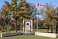 East Kildonan War Memorial. Raleigh St, Winnipeg (502631) (16653173876).jpg