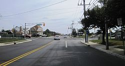 Intersection of Joline Avenue and Ocean Boulevard (Route 36)