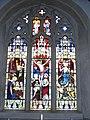 East Window, Greywell Church - geograph.org.uk - 671443.jpg