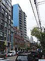 East facade of the new condo built in the facade of the old National Hotel, 2015 10 05 (3).JPG - panoramio.jpg