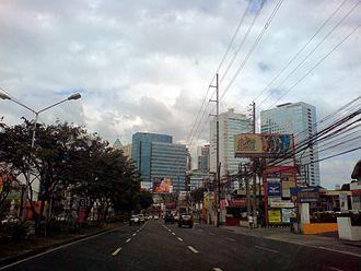 Circumferential Road 5 - Eulogio Rodriguez Jr. Avenue