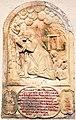 Ebenthal Gurnitz Pfarrkirche Gruendungsstein 1650 zu Ehren von Benedict Mitterholzer 14052010 77.jpg