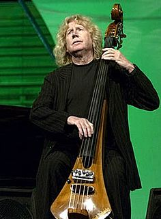 Eberhard Weber German double bassist and composer (born 1940)